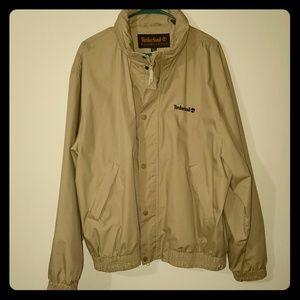 Timberland Weathergear Windbreaker Jacket-Khaki